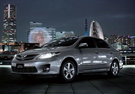 Cho thuê xe Toyota Corolla Altis 1.8 G