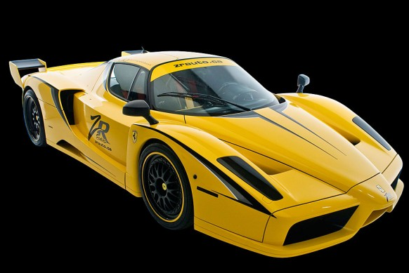Ferrari Cars Have Always Been Known For Its High Speeds And Distinct Lines.  The Enzo Is An Extreme Super Sports Car Whose Racing Capabilities Have Been  Hard ...