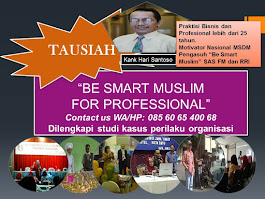 TAUSIAH BE SMART MUSLIM FOR PROFESSIONAL