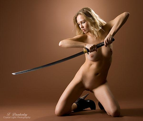 Guerreras Desnudas