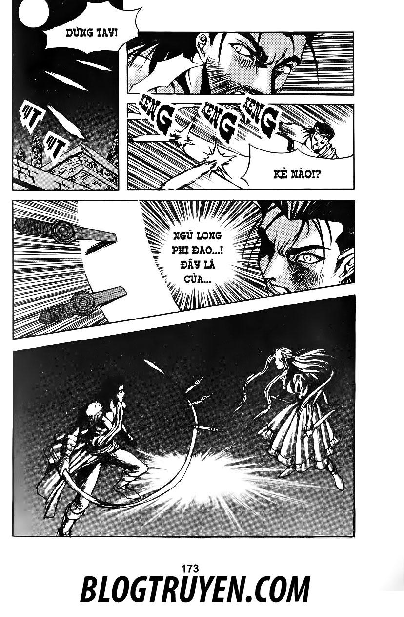 Shoma – Thiên Vương Thần Kiếm chap 85 Trang 25