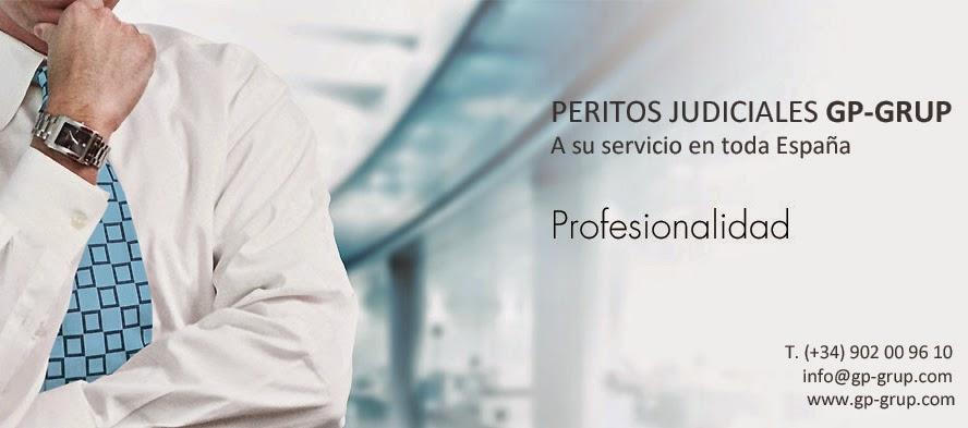 PERITOS JUDICIALES www.gp-grup.com