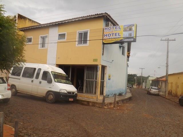 Em São João dos Patos; MARANHÃO hospede-se no HOTEL ESTRELA DALVA. Sua casa fora de casa.