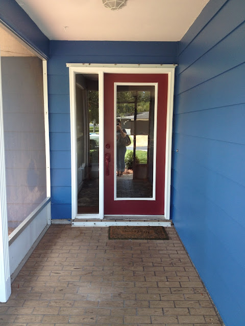 Our House - Front Door
