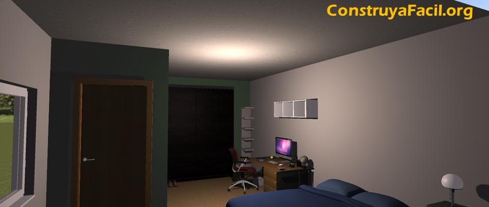 Dise o de interiores en 3d construya f cil for Programa de diseno interiores