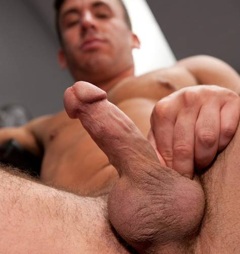 More Hot Pictures From Big Cocks Muscle Man Jake Showing His Hard Dick