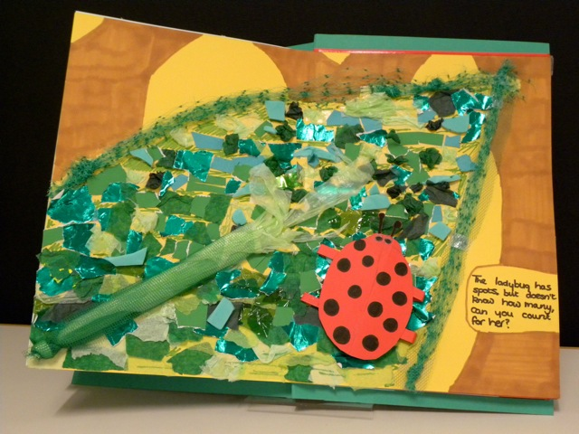 pop up book workshop,