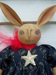 Patriotic Bunny ~