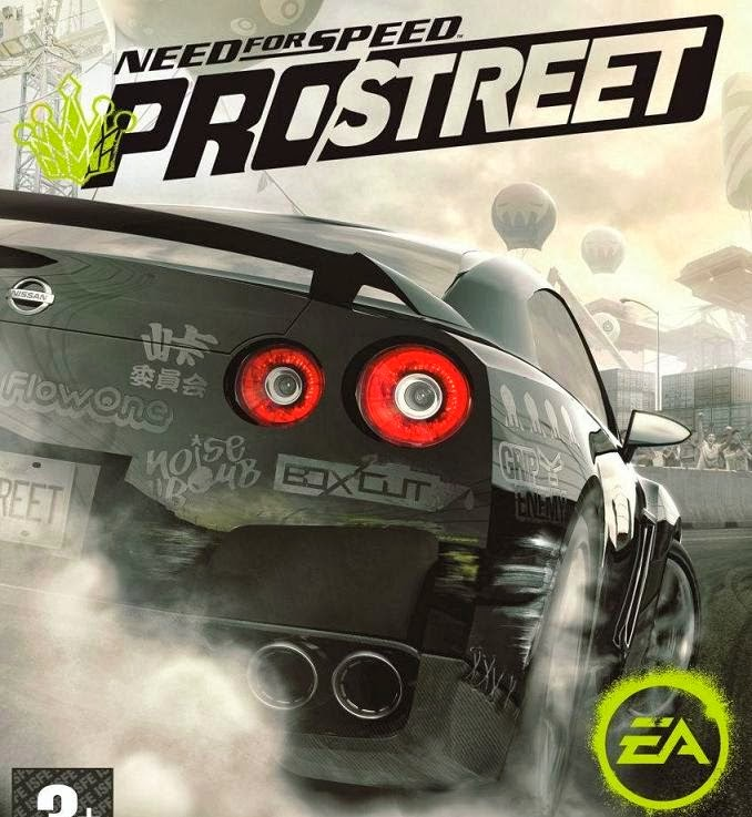Need For Speed Pro Street Free Download Full Version
