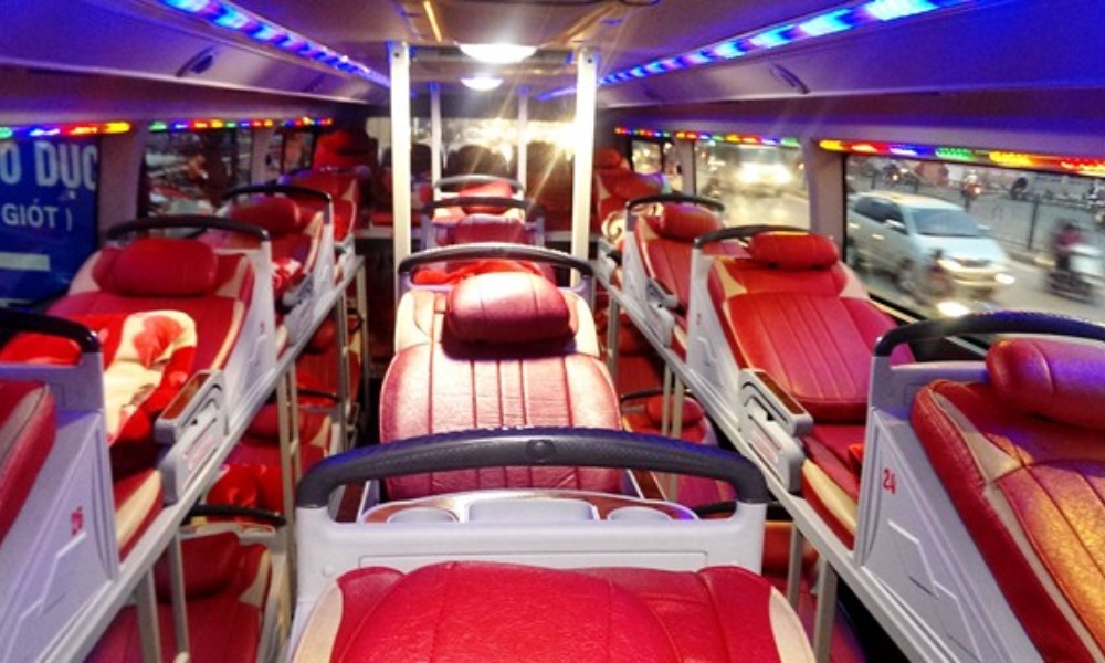 Sleeper Bus Sao Viet