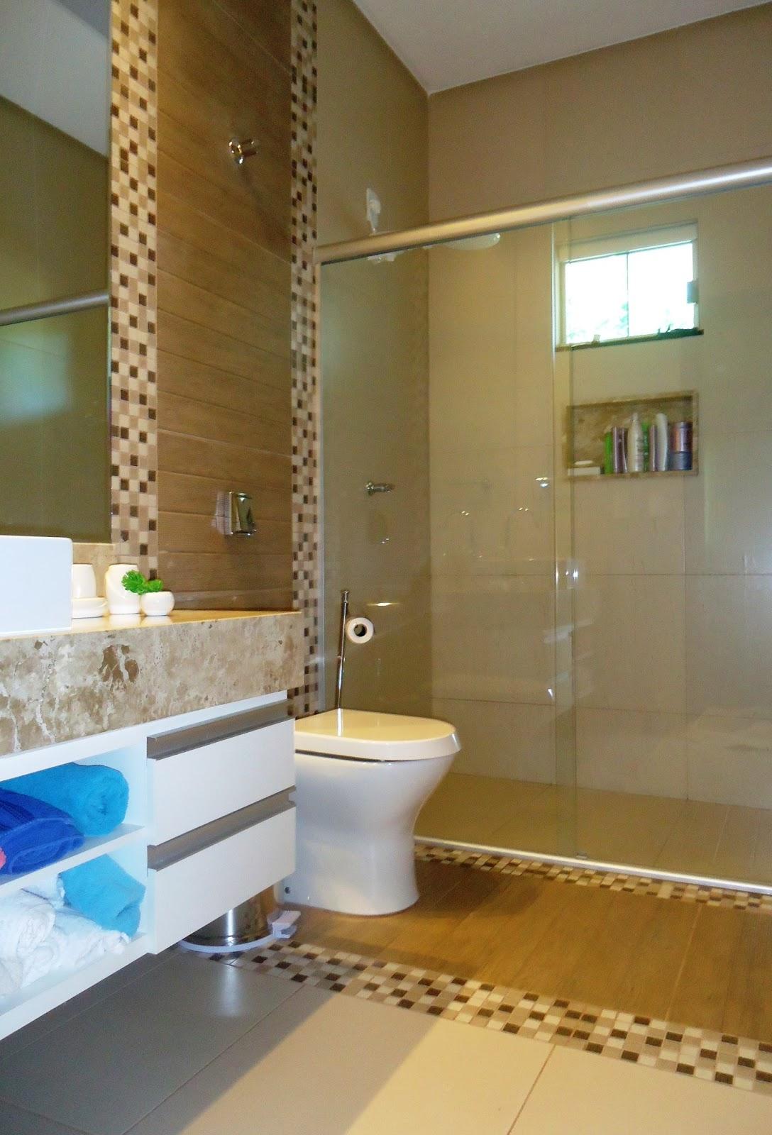 imagens sobre banheiro no Pinterest Banheiros Quartos e Madeira #1774B4 1088 1600