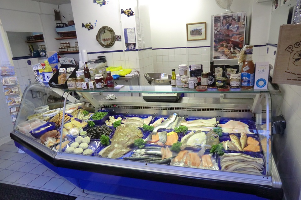 good food guide looe cornwall