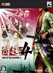 Way of the Samurai 4-CODEX Terbaru For PC cover