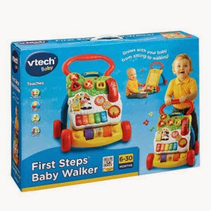 Buy Vtech Disney 80-61763 First Step Baby Walker for Rs.1949 at Amazon