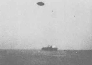 Penampakan UFO Di Indonesia