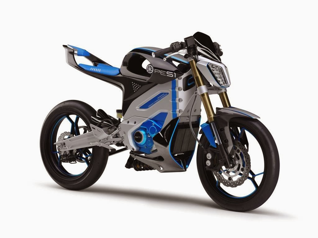 yamaha electric bike concept pes1 wallpapers. Black Bedroom Furniture Sets. Home Design Ideas