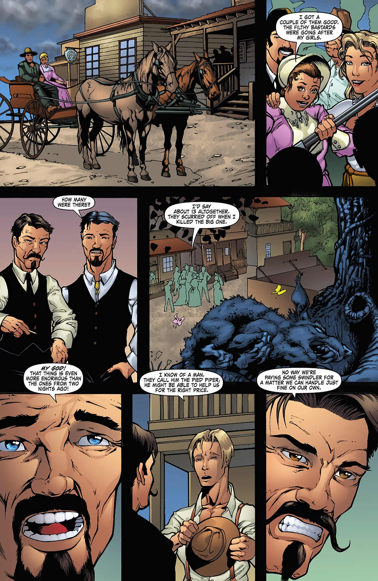 Grimm Fairy Tales (2005) Issue #12 #15 - English 6