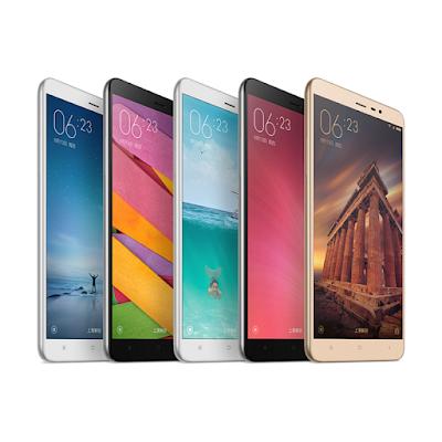 Harga terbaru Xiaomi Redmi Note 3 dan Spesifikasi