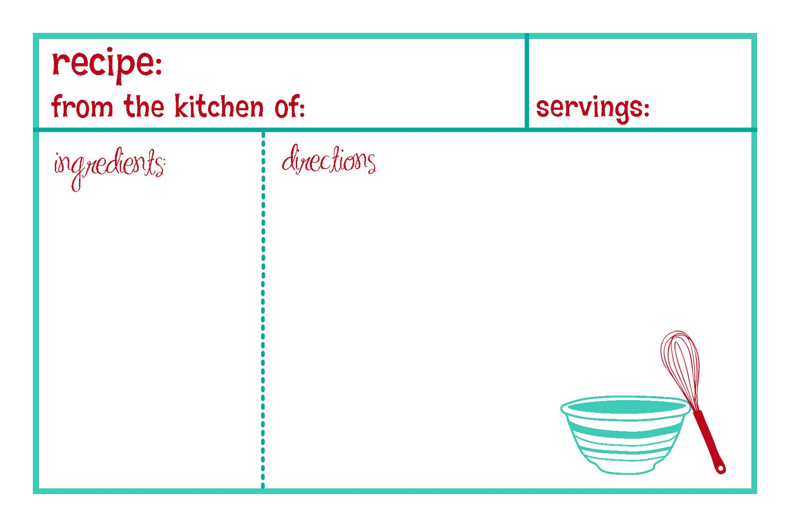 And hereu0026#39;s the book I am making for her to put all the recipes in: