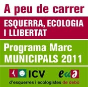 Programa Marc MUNICIPALS 2011