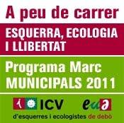 Programa Marc MUNICIPALS 2011