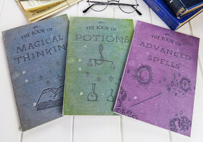 Harry Potter notebooks literary emporium gift guide