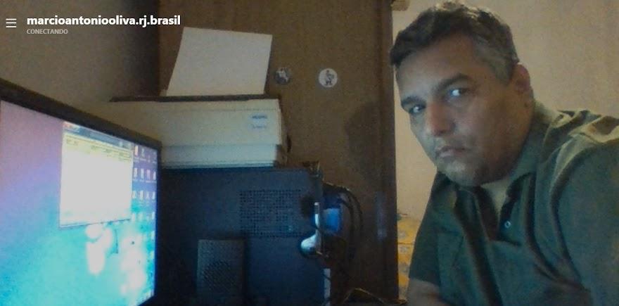 Marcio Antonio Oliva - Rio de Janeiro - RJ - Brasil
