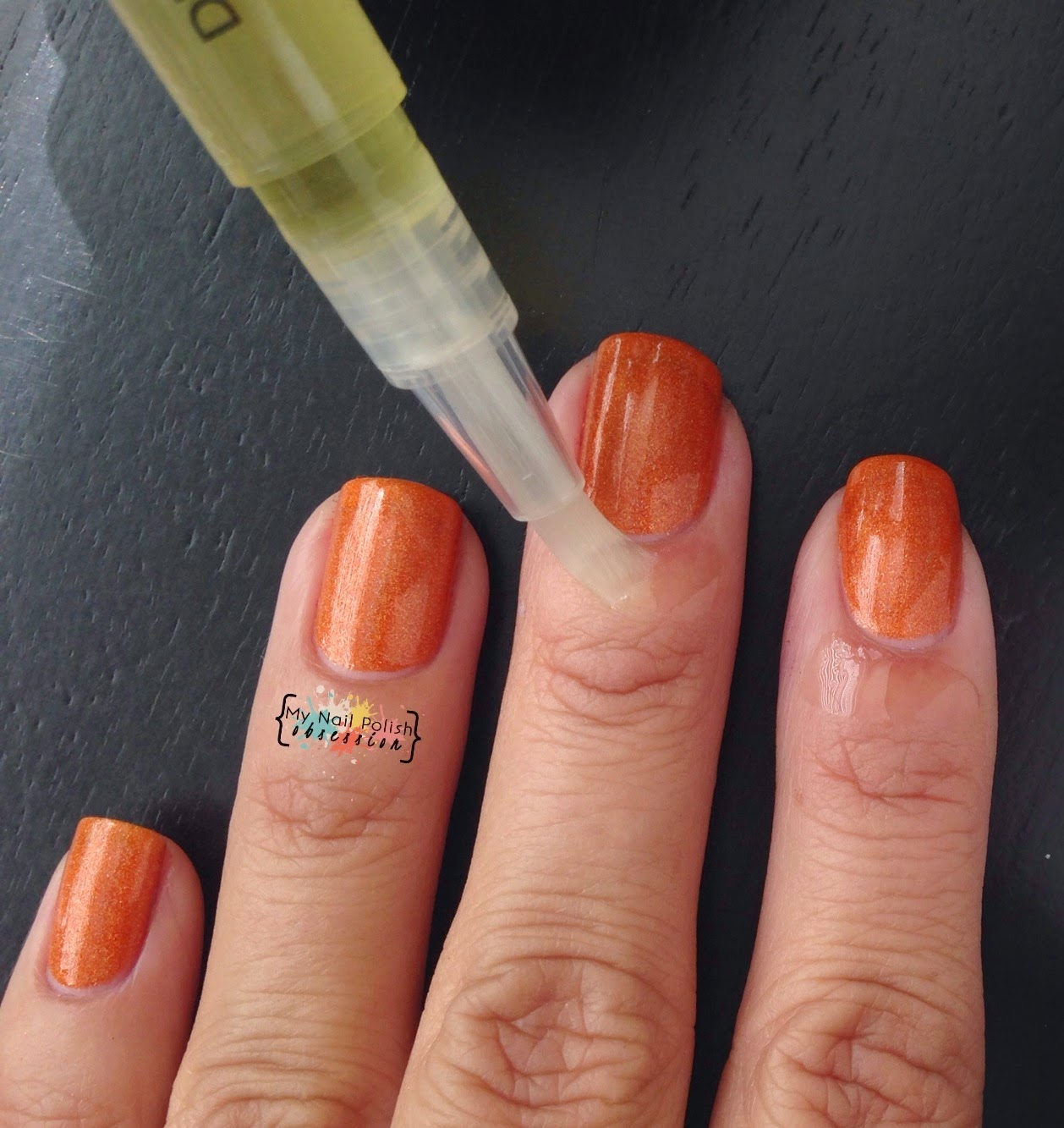 Different Dimension Cake Batter Cuticle Oil
