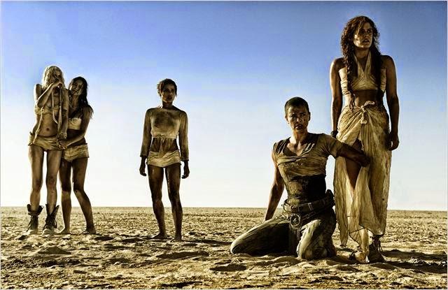 Parideras de Mad Max: Furia en la Carretera