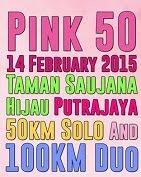 Pink 50 2016 - Putrajaya