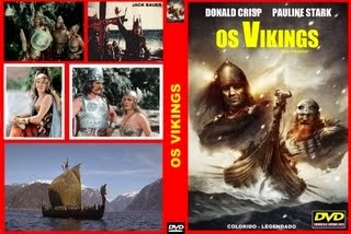 OS VIKINGS (1928 - COLORIZADO)