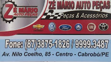 Zé Mário Auto Peças