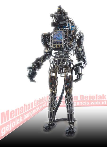 Atlas, Robot Humanoid Untuk Operasi Penyelamatan