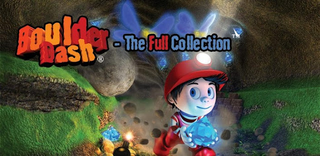 BoulderDash®-TheFullCollection v1.4.8 Apk Full [Atualizado]