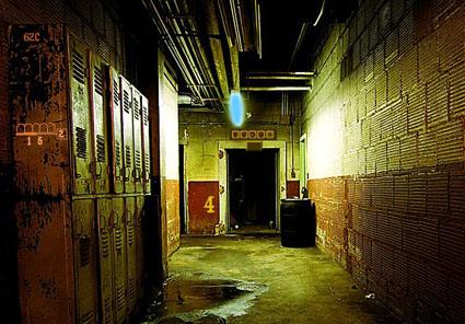 Abandoned Basement Escape