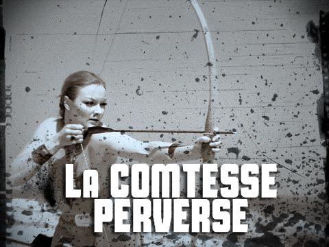 Alice Arno dans la comtesse perverse