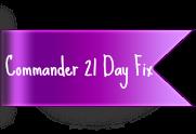 commander 21 Day Fix Canada
