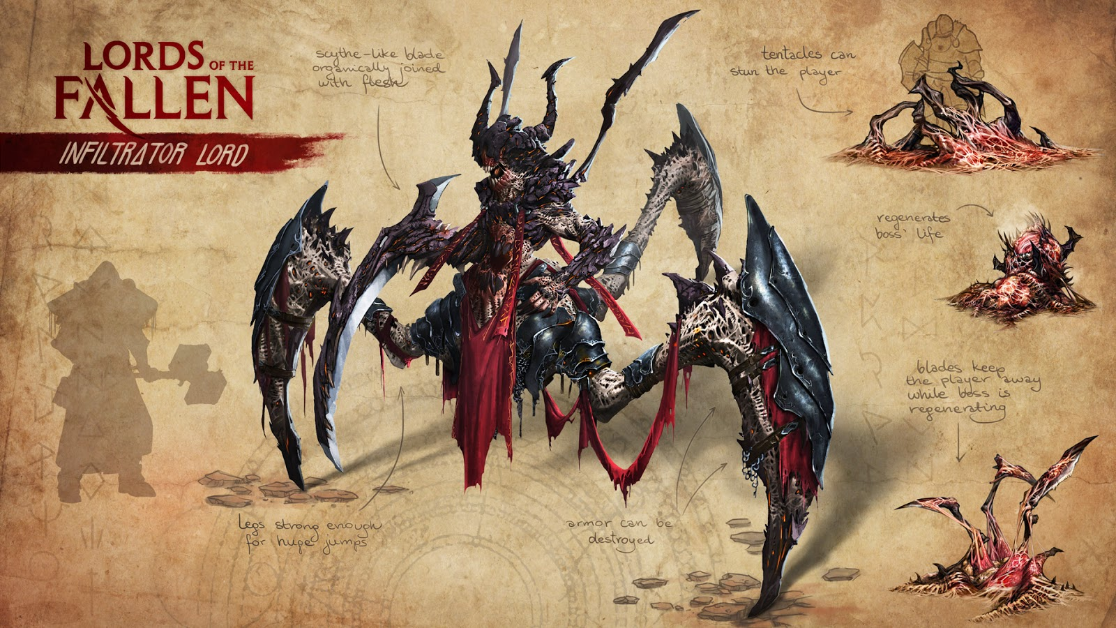 Lords of the Fallen Game Concept « HD Game Wallpapers - lords of the fallen game concept wallpapers