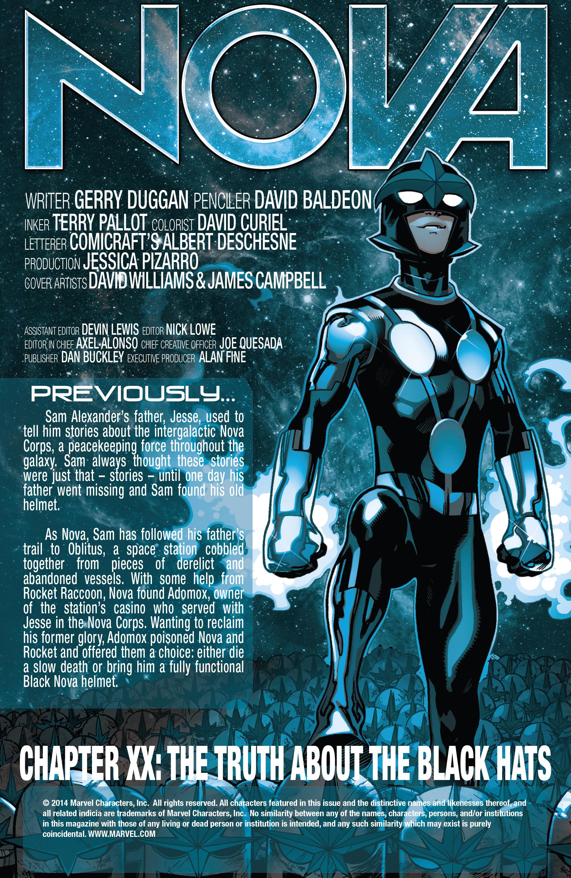 Nova (2013) - Chapter  20 | pic 2