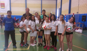 CAMPUS VOLEIBOL CARTAYA 2015