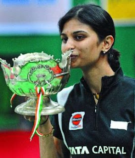 Women Badminton Player Trupti Murgunde
