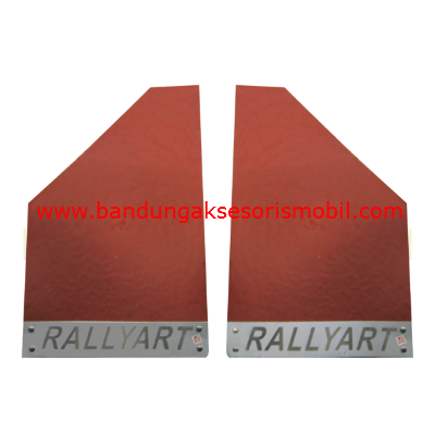 Mudguard Rally Art