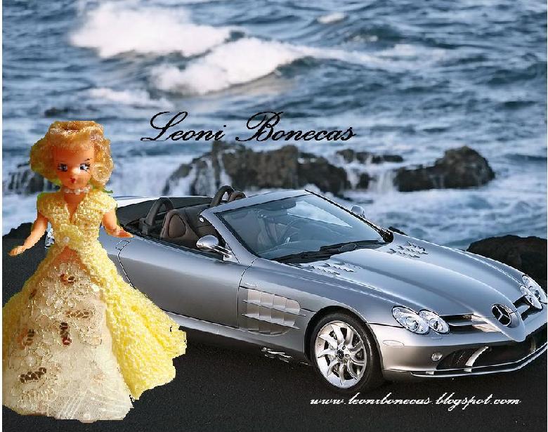 Leoni bonecas