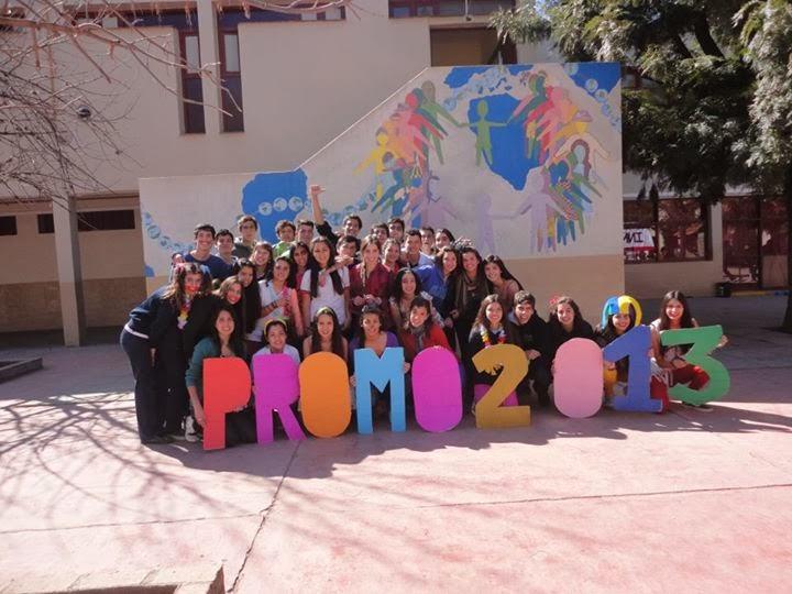 Promocion 2013 La Inmaculada