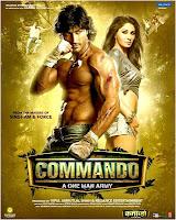 Commando izle watch online
