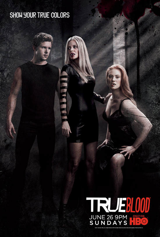 true blood poster season 4. New Season 4 True Blood