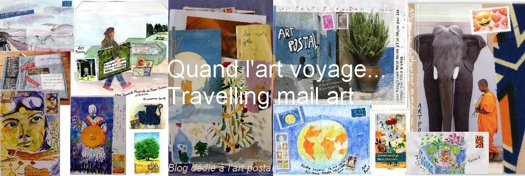 Quand l'art voyage