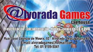 PUBLICIDADE - ALVORADA GAMES