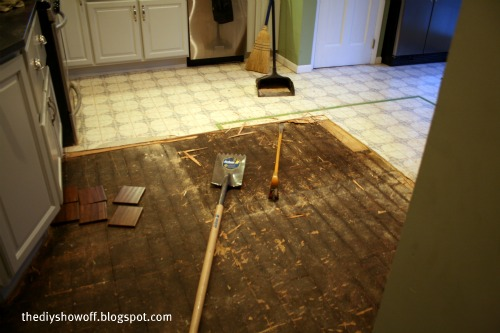 DIY Project Parade And A Kitchen Floor Demou2026