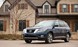 2014 Nissan Pathfinder Price and Reviews